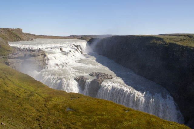 IS gullfoss